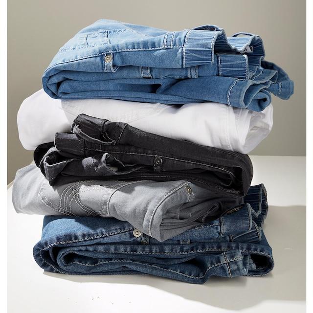 KjBRAND Straight-Jeans »Babsie«