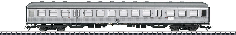 Märklin Personenwagen Nahverkehrswagen 2. Klasse (Bnrzb 725) - 43897, Spur H0