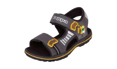 Kappa Sandale »ROAD SUN KIDS«, mit cooler Blinkfunktion<br /> kaufen