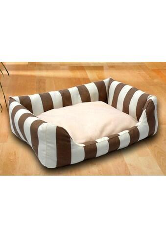 SILVIO design Tierbett »Kuschelsofa«, Polyester, in versch. Größen kaufen