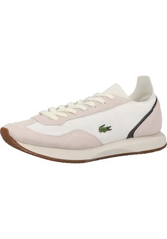 Lacoste Sneaker »Leder/Textil« kaufen