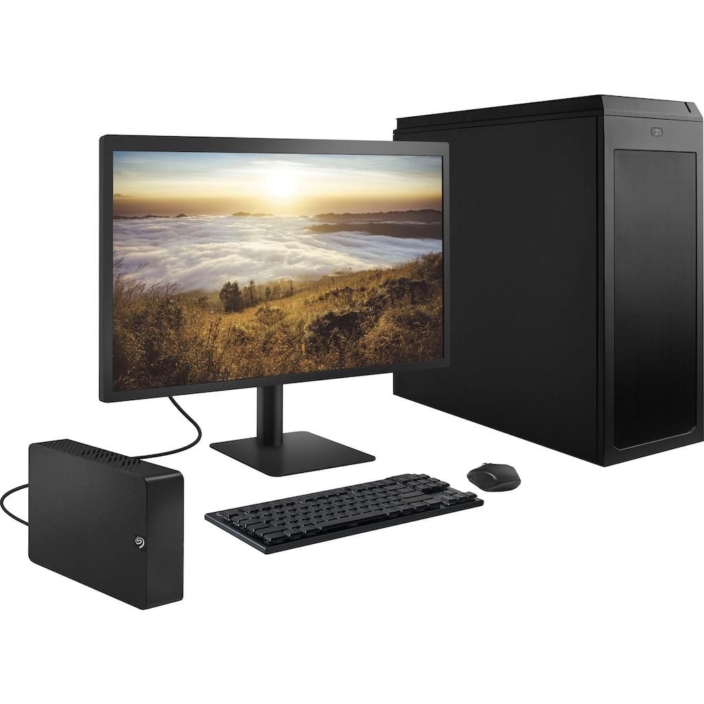 """Seagate externe HDD-Festplatte »Expansion Desktop Drive«, 3,5 """""""