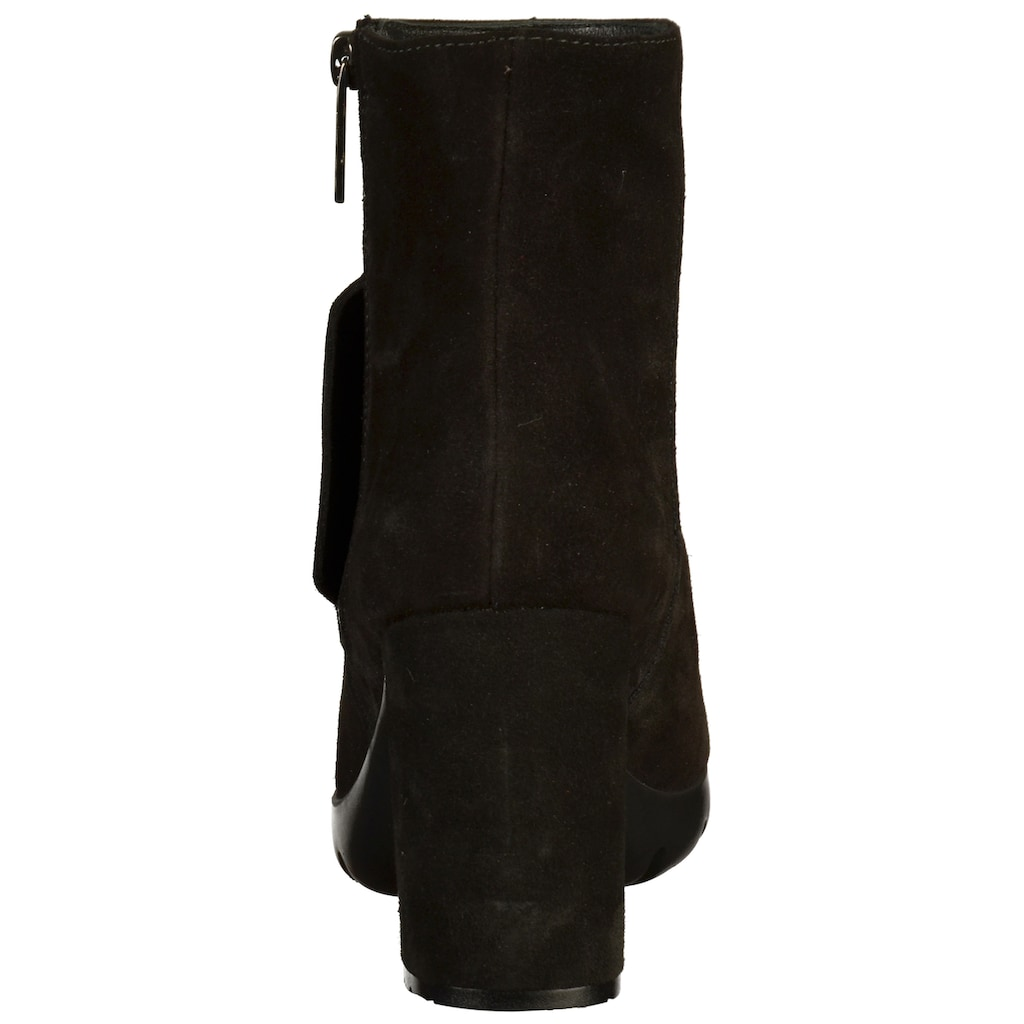 GADEA High-Heel-Stiefelette »Leder«