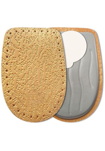 Fußgut Fersenpolster, «Korrekturhilfe bei X -  und O - Beinen, Medizinprodukt», (Packung, 2 Paar) kaufen