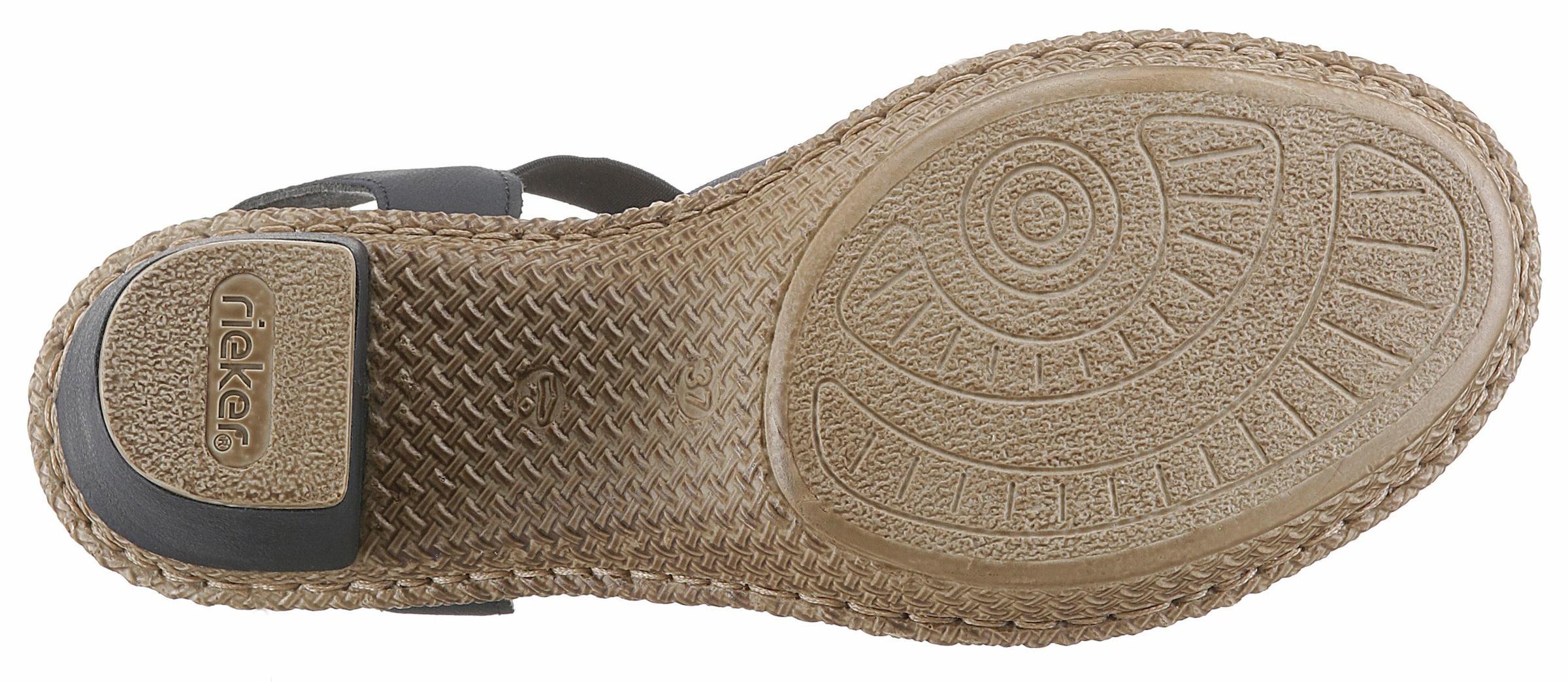 Rieker Sandalette per Rechnung lohnt | Gutes Preis-Leistungs-Verhältnis, es lohnt Rechnung sich 0aa729