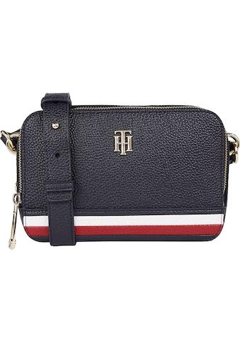 Tommy Hilfiger Mini Bag »TH ELEMENT CAMERA BAG CORP«, im Tommy Design kaufen