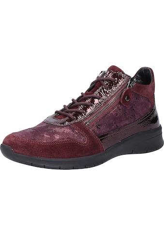 SIOUX Schnürschuh »Leder« kaufen