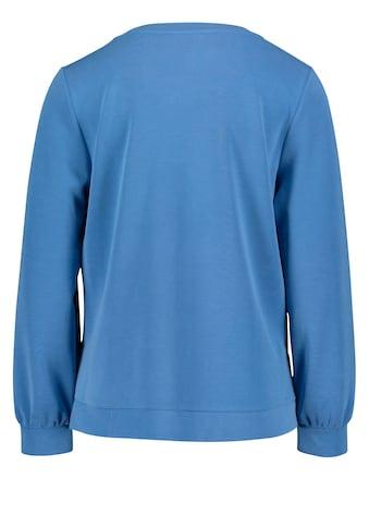 Cartoon Sweatshirt »mit Seitenschlitzen« kaufen