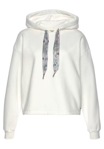 Herrlicher Sweatshirt »HAVEN«, mit ausdrucksstarken Straps kaufen