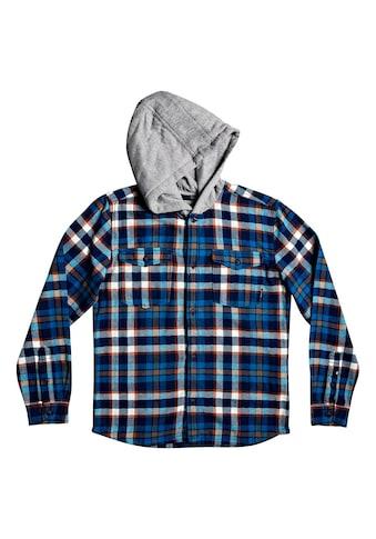 Quiksilver Langarmhemd »Snap Up« kaufen