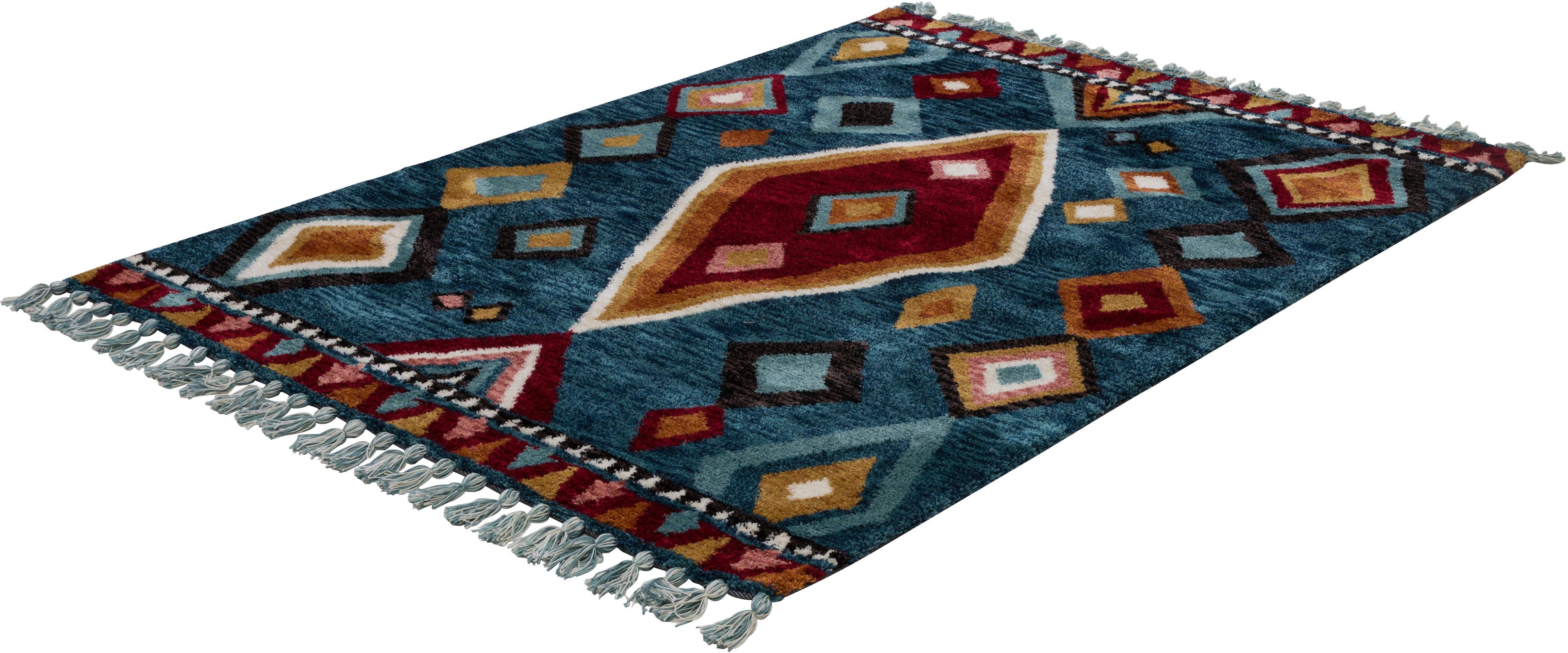 Teppich Vittoria 015 Gino Falcone rechteckig Höhe 15 mm handgetuftet