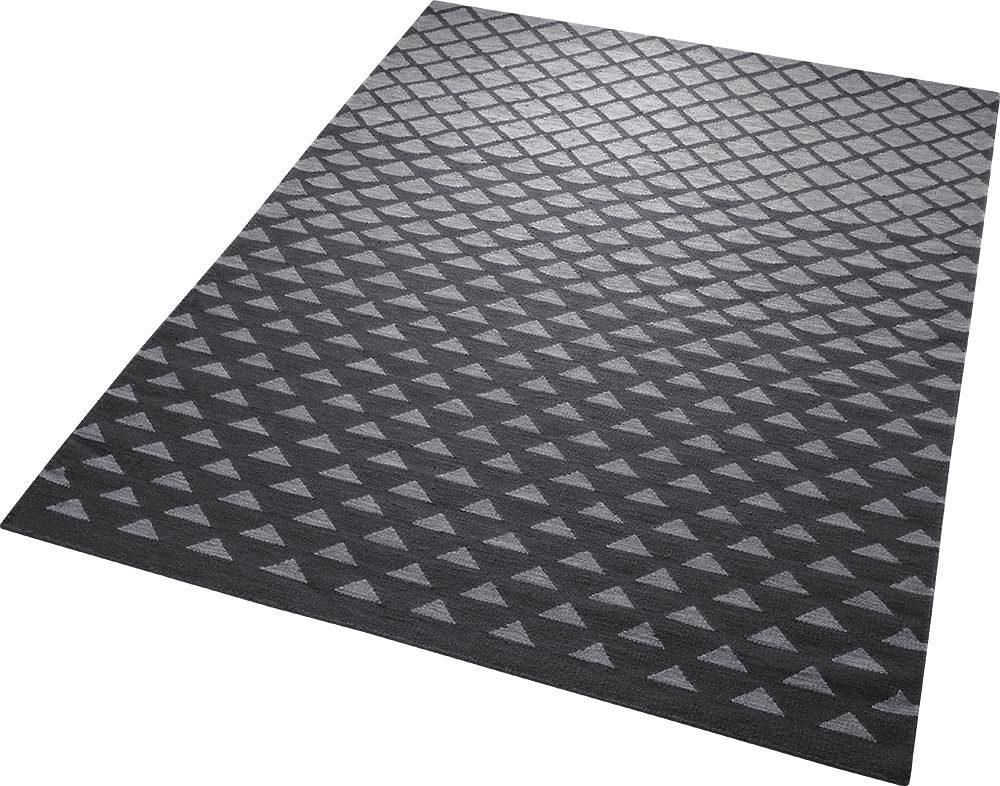 Teppich Wanda Esprit rechteckig Höhe 5 mm handgewebt