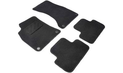 WALSER Passform-Fußmatten »XTR«, (4 St.), für Ford Mondeo IV Bj 03/2007 - 01/2015 kaufen