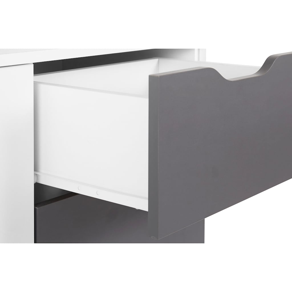 Highboard »Meera«, Höhe 125 cm