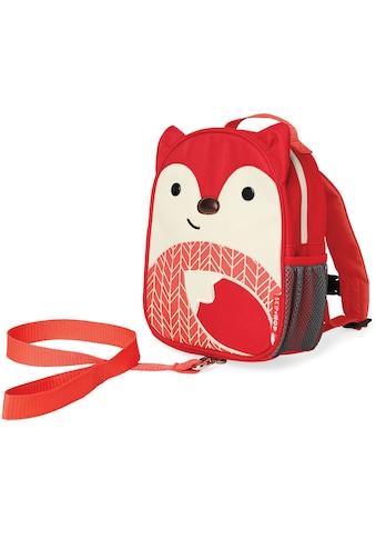 Skip Hop Kinderrucksack »Zoo, Fuchs«, mit abnehmbarer Halteleine kaufen