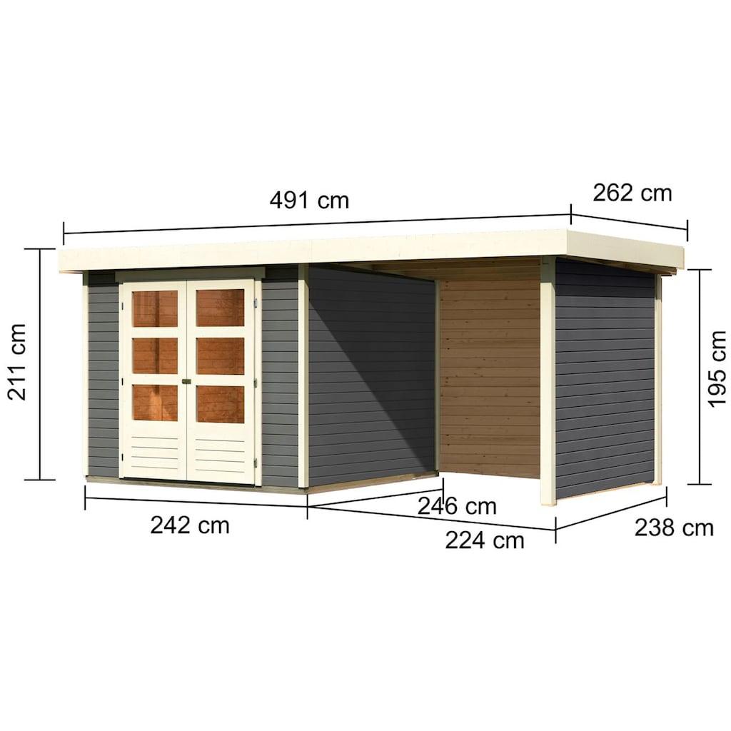 Karibu Gartenhaus »Arnis 3,5«