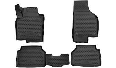 WALSER Passform - Fußmatten »XTR«, für VW Tiguan BJ 2007  -  2018 kaufen