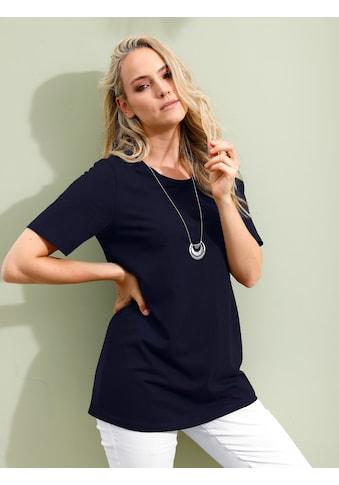 MIAMODA T-Shirt, mit Rundhalsausschnitt kaufen