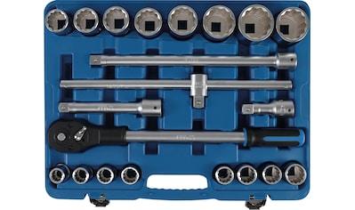 """BGS Steckschlüsselsatz 21 - tlg., Antrieb 20 mm (3/4"""") kaufen"""