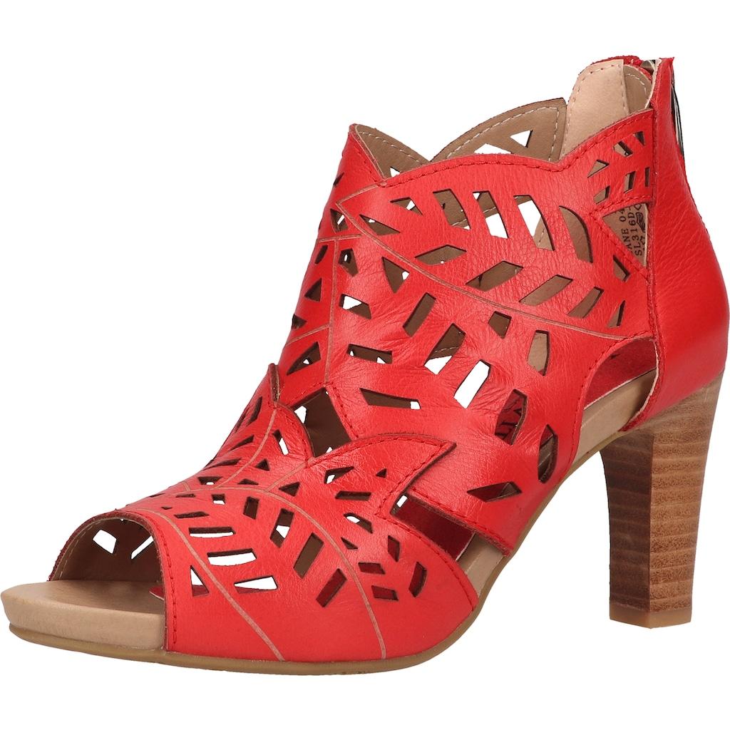 LAURA VITA High-Heel-Sandalette »Leder«