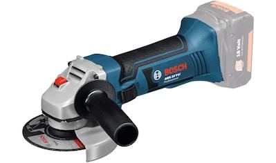 Bosch Professional Akku-Winkelschleifer »GWS 18-125 V-LI« kaufen