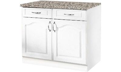 wiho Küchen Unterschrank »Linz«, 100 cm breit kaufen
