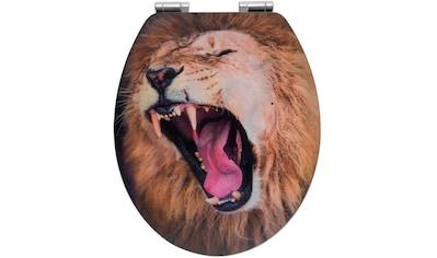 WENKO WC-Sitz »Lion« kaufen