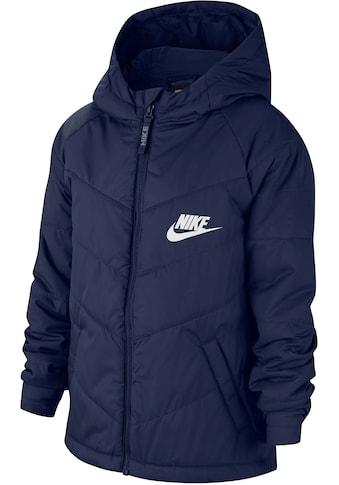 Nike Sportswear Steppjacke »NIKE SPORTSWEAR FILLED JACKET« kaufen
