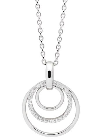 NANA KAY Kette mit Anhänger »Swinging Silver, Kreise, ST1589« kaufen