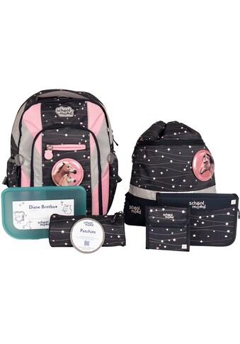 SCHOOL-MOOD® Schulrucksack »Loop Air+, Ella«, retroreflektierende Flächen, aus... kaufen
