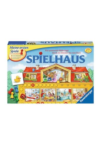 Ravensburger Spiel »Spielhaus«, Made in Europe, FSC® - schützt Wald - weltweit kaufen