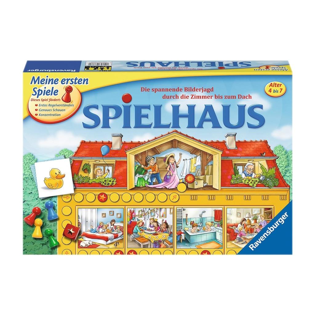 Ravensburger Spiel »Spielhaus«, Made in Europe, FSC® - schützt Wald - weltweit