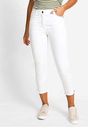 Olsen 5-Pocket-Hose, mit abgerundeten Seitenschlitzen kaufen