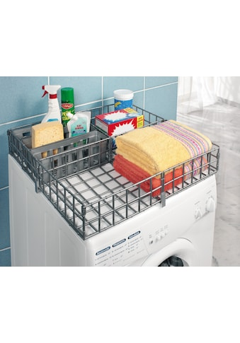 Ruco Organizer, für die Waschmaschine, Kunststoff, inkl. 3 herausnehmbare Körbchen kaufen