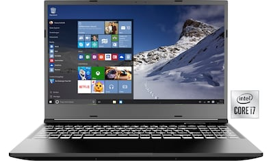XMG Notebook »XMG CORE 15 - E21bsw«, (500 GB SSD) kaufen