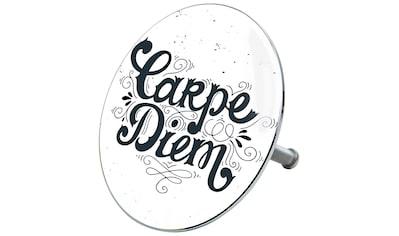 Sanilo Badewannenstöpsel »Carpe Diem«, Badewannenstöpsel kaufen