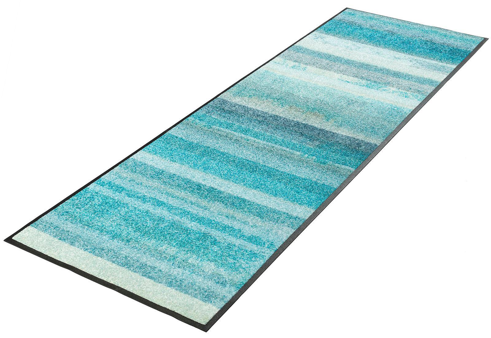 Läufer Aquamix wash+dry by Kleen-Tex rechteckig Höhe 7 mm gedruckt