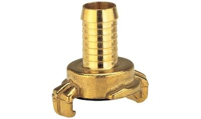 """GARDENA Schnellkupplung »7102-20«, Messing Schlauchstück 19 mm (3/4"""") kaufen"""
