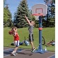 STEP2 Basketballständer »Shootin' Hoops Pro«, 3-fach höhenverstellbar 122/152/183 cm