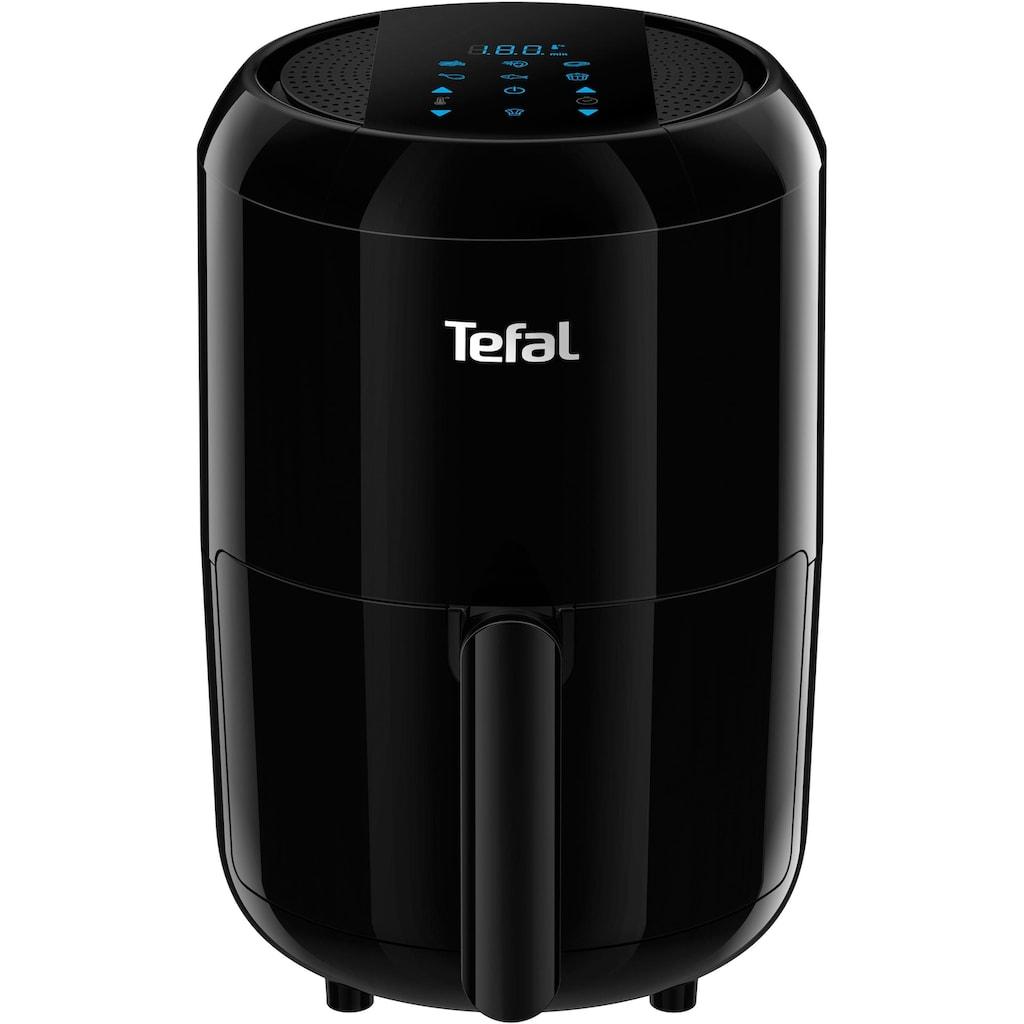 Tefal Heissluftfritteuse »EY3018 Easy Fry Compact Digital«, 1400 W, Fassungsvermögen 1,6 l, Fassungsvermögen 0,4 kg