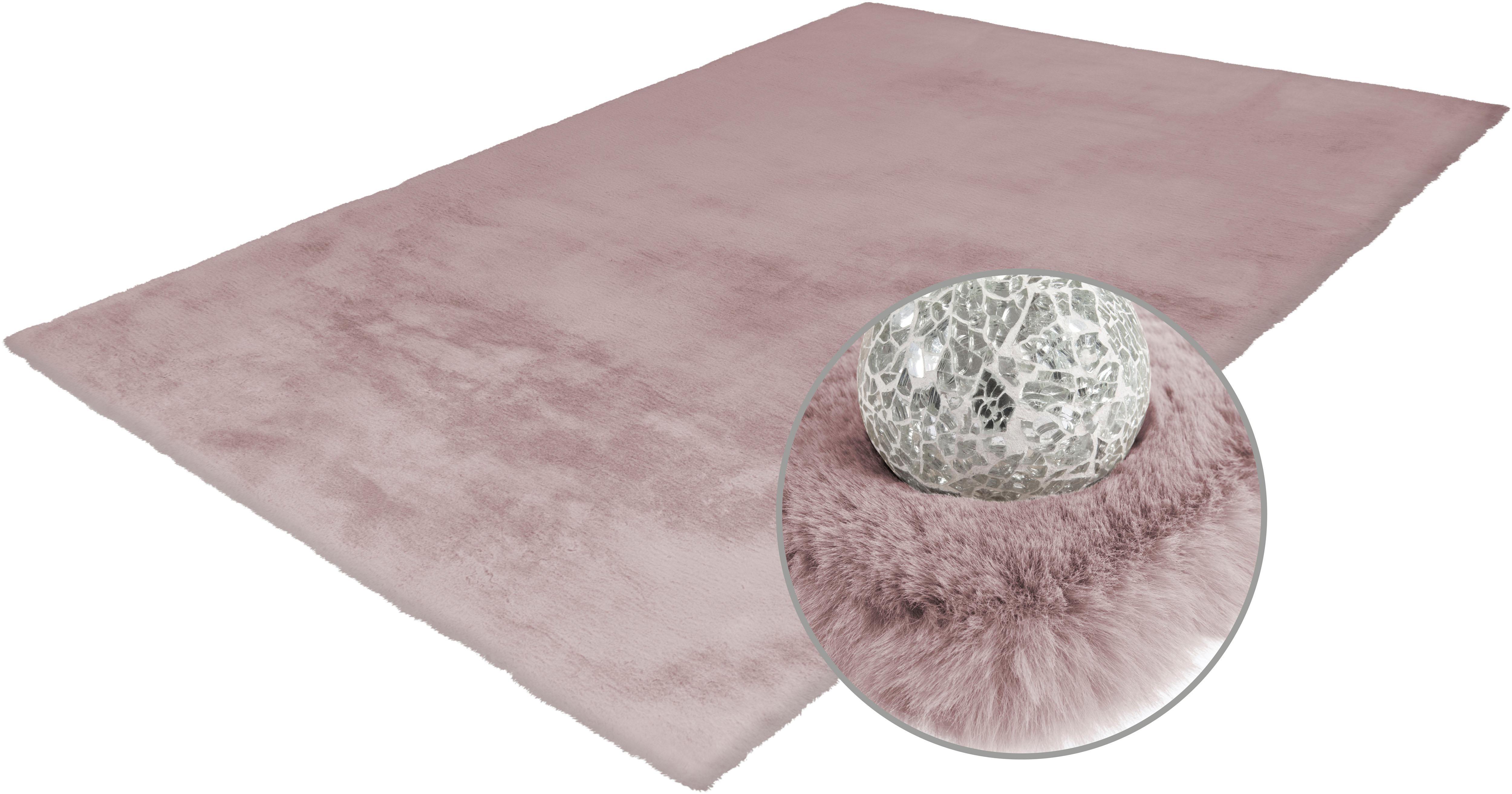Hochflor-Teppich Rabbit 100 Arte Espina rechteckig Höhe 45 mm handgetuftet