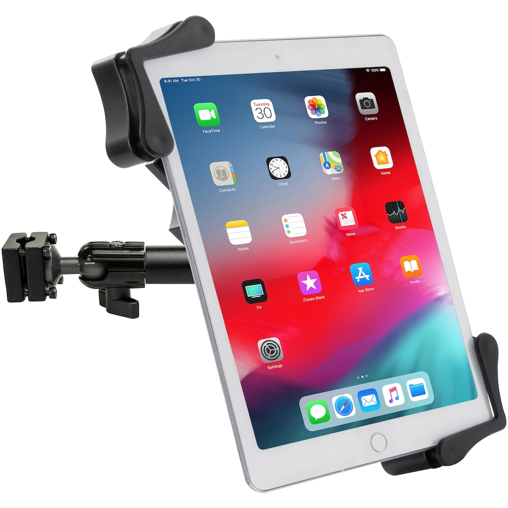 CTA Tablet-Halterung »CTA AUT-VHFM«, für Armaturenbrett, geeignet für 7-14 Zoll Tablets