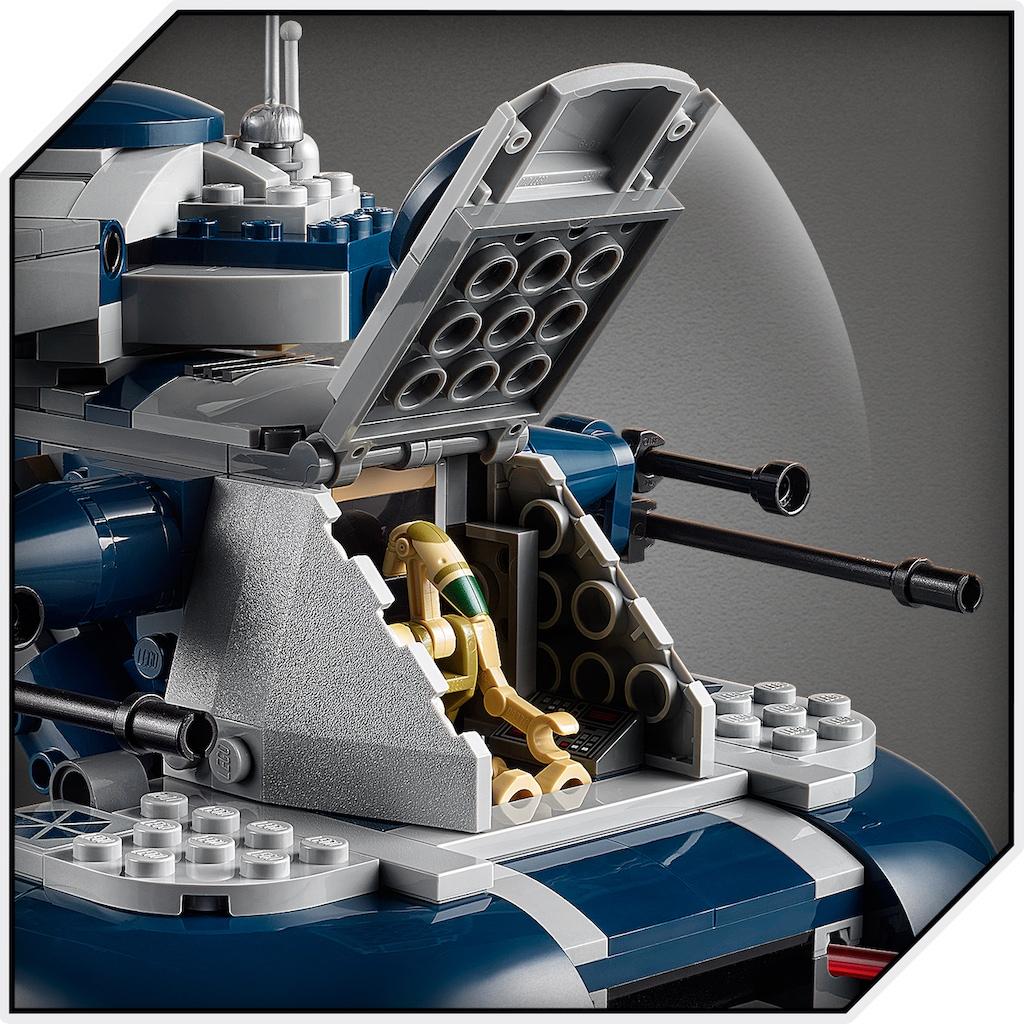 LEGO® Konstruktionsspielsteine »Armored Assault Tank (AAT™) (75283), LEGO® Star Wars™«, (286 St.), Made in Europe