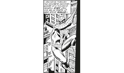 Komar Fototapete »Spider-Man Classic Climb«, bedruckt-Comic-Retro-mehrfarbig, BxH:... kaufen