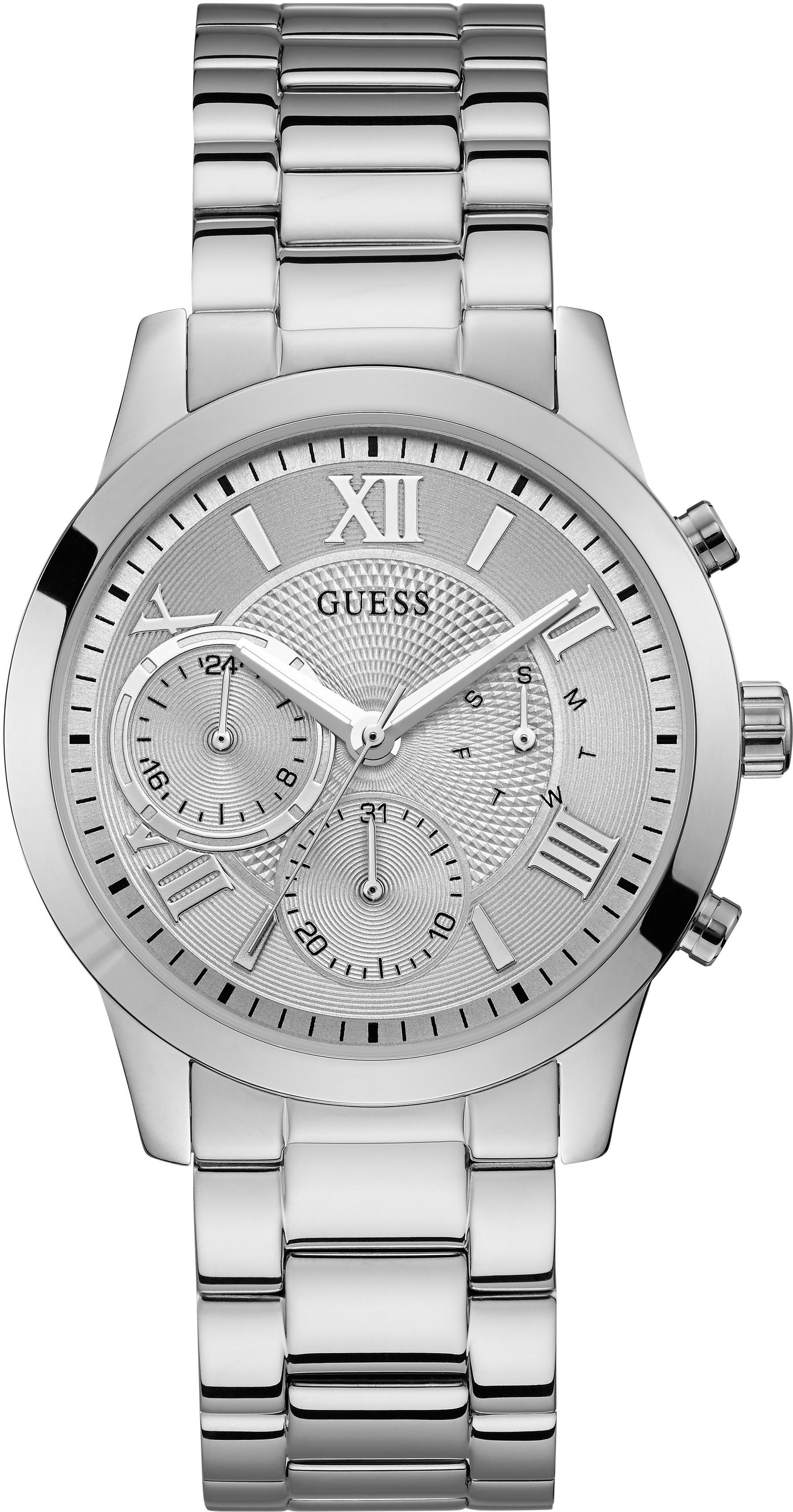 Guess Multifunktionsuhr SOLAR, W1070L1 | Uhren > Multifunktionsuhren | Guess