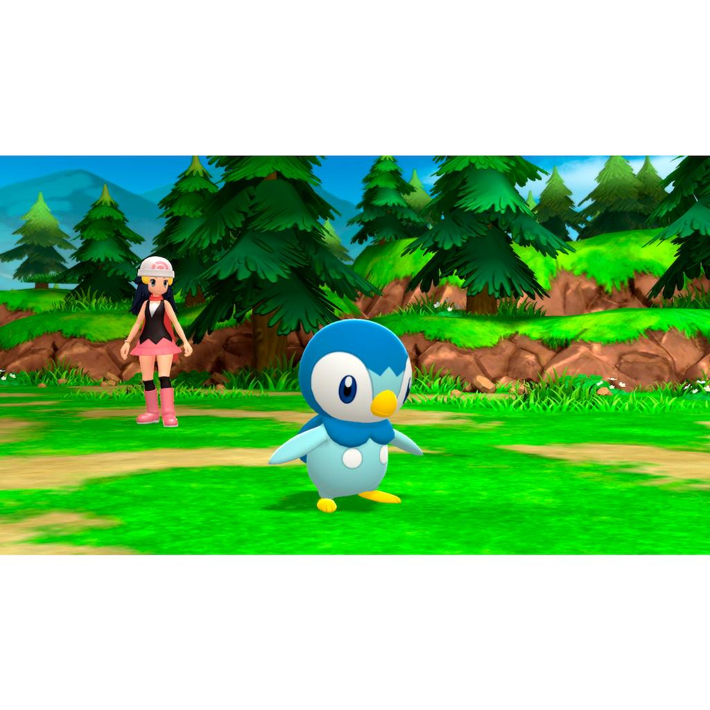 Nintendo Switch Spiel »Pokémon Strahlender Diamant«, Nintendo Switch