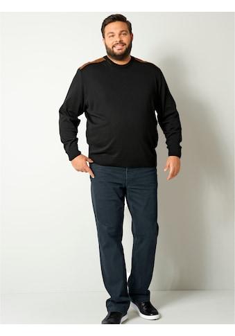 Men Plus by HAPPYsize 5-Pocket-Jeans, Spezialschnitt kaufen