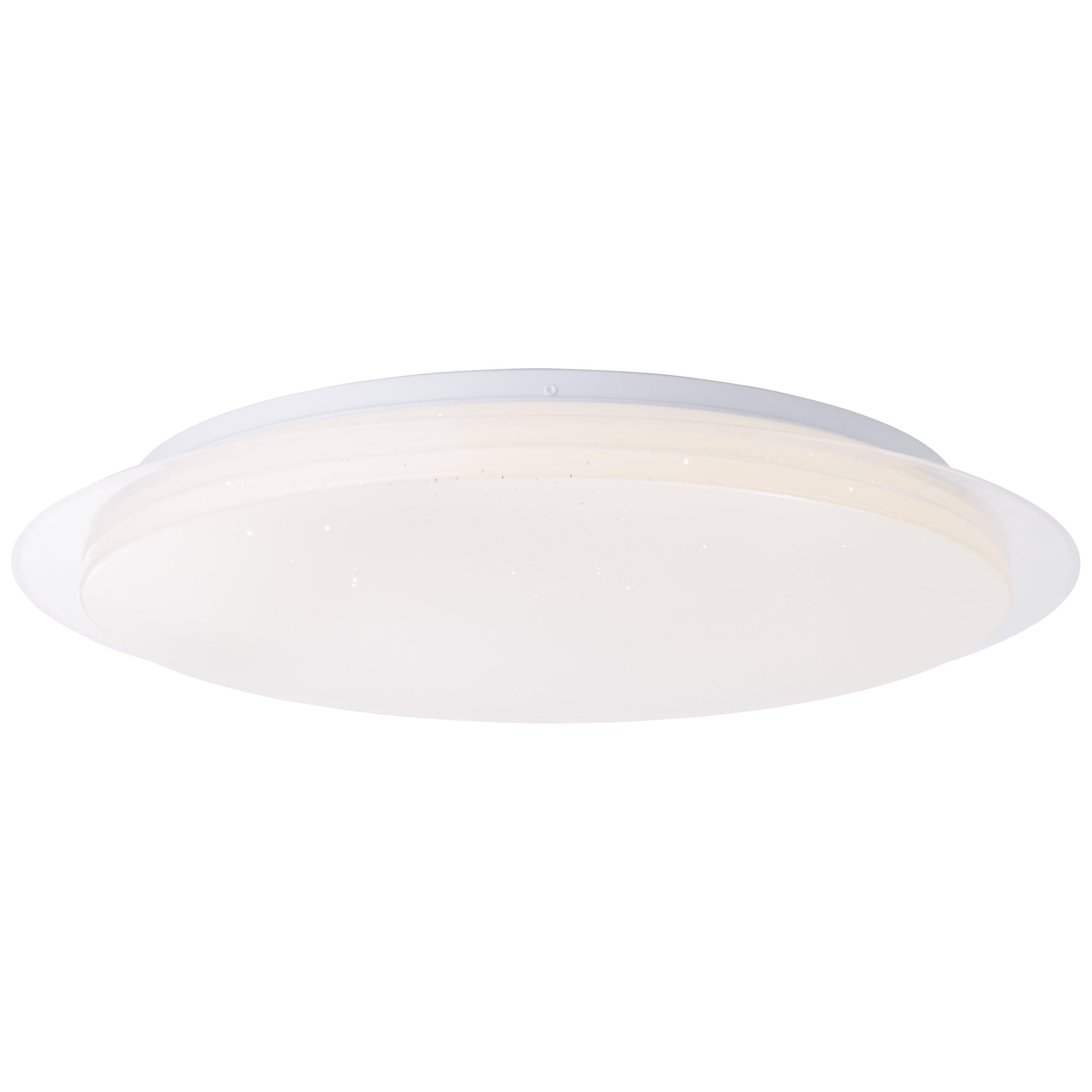 BreLight Vittoria LED Wand- und Deckenleuchte 57cm weiß
