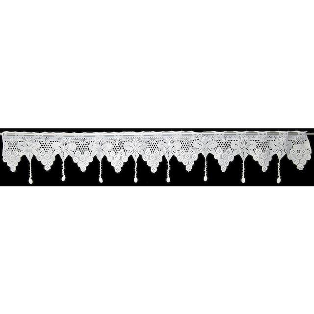 Querbehang, »Matterhorn«, HOSSNER - ART OF HOME DECO, Durchzuglöcher 1 Stück