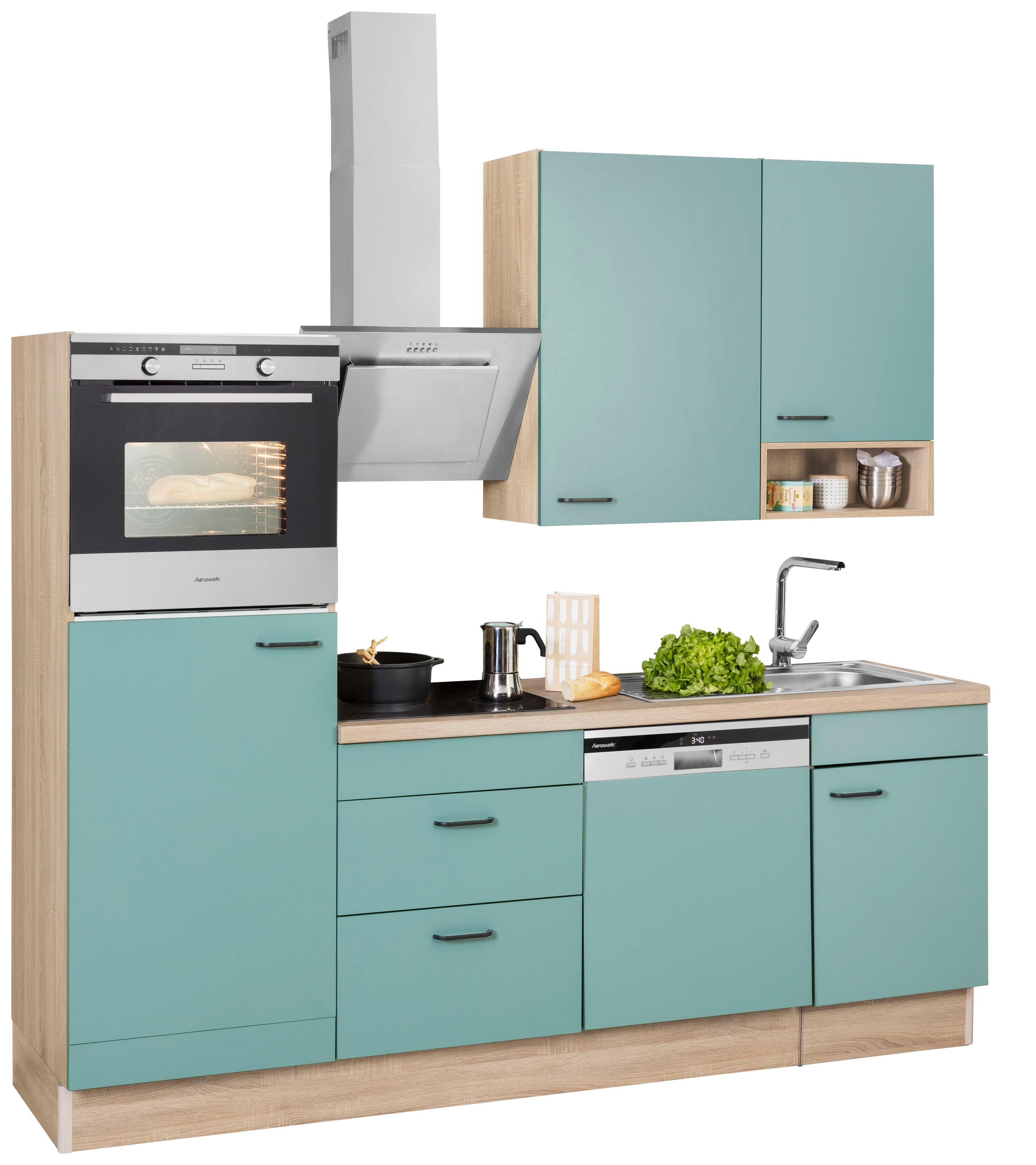Optifit Küchenzeile Ohne E Geräte Elga Breite 230 Cm Bestellen Baur